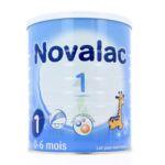 Novalac 1 Lait En Poudre 1er âge B /800g à Sassenage