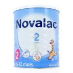 Acheter NOVALAC 2 Lait en poudre 2ème âge B/800g* à Sassenage