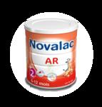 Novalac Ar 2 Lait En Poudre Antirégurgitation 2ème âge B/800g à Sassenage