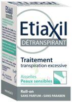 Etiaxil Aisselles Détranspirant Peau Sensibles Roll-on/15ml à Sassenage