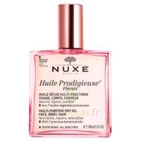 Huile Prodigieuse® Florale - Huile Sèche Multi-fonctions Visage, Corps, Cheveux100ml à Sassenage