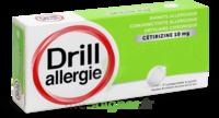 Drill 10 Mg Comprimés à Sucer Allergie Cétirizine Plq/7 à Sassenage