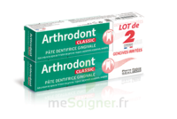 Pierre Fabre Oral Care Arthrodont Dentifrice Classic Lot De 2 75ml à Sassenage