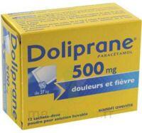 Doliprane 500 Mg Poudre Pour Solution Buvable En Sachet-dose B/12 à Sassenage