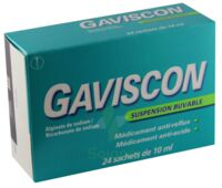 Gaviscon, Suspension Buvable En Sachet à Sassenage