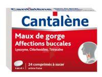 Cantalene, Comprimé à Sucer à Sassenage