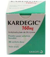 Kardegic 160 Mg, Poudre Pour Solution Buvable En Sachet à Sassenage