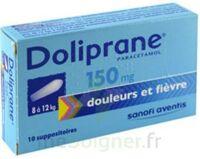 Doliprane 150 Mg Suppositoires 2plq/5 (10) à Sassenage