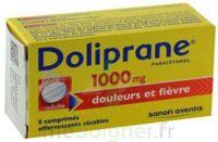 Doliprane 1000 Mg Comprimés Effervescents Sécables T/8 à Sassenage