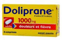 Doliprane 1000 Mg Comprimés Plq/8 à Sassenage