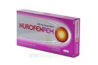 Nurofenfem 400 Mg, Comprimé Pelliculé à Sassenage