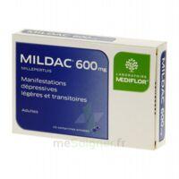 Mildac 600 Mg, Comprimé Enrobé à Sassenage