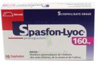 Spasfon Lyoc 160 Mg, Lyophilisat Oral à Sassenage