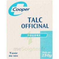 Cooper Talc, Bt 250 G à Sassenage