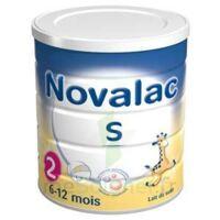 Novalac S 2 Lait En Poudre Satiétant 2ème âge B/800g à Sassenage