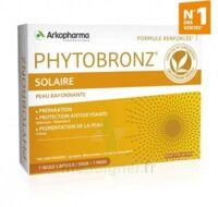 Phytobronz Solaire Caps Tous Types De Peaux 2b/30 à Sassenage