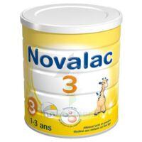 Novalac 3 Lait De Croissance B/800g à Sassenage