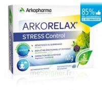 Arkorelax Stress Control Comprimés B/30 à Sassenage