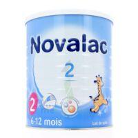 Novalac 2 Lait En Poudre 2ème âge B/800g* à Sassenage