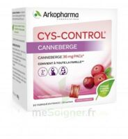 Cys-control 36mg Poudre Orale 20 Sachets/4g à Sassenage