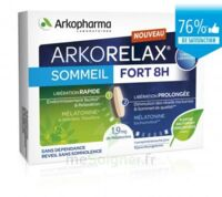 Arkorelax Sommeil Fort 8h Comprimés B/15 à Sassenage