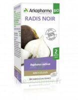 Arkogélules Radis Noir Bio Gélules Fl/40 à Sassenage