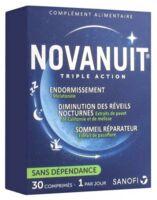 Novanuit Triple Action Comprimés B/30 à Sassenage