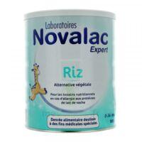 Novalac Expert Riz Lait En Poudre 0-36mois B/800g à Sassenage