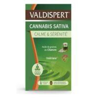 Valdispert Cannabis Sativa Caps Liquide B/24 à Sassenage