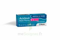 Aciclovir Mylan Pharma 5%, Crème à Sassenage
