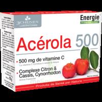 3 Chenes Phytotherapie Familiale Comprimés à Croquer Acérola 500 B/24 à Sassenage