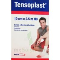 Tensoplast Hb Bande Adhésive élastique 10cmx2,5m à Sassenage