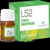 Lehning L52 Solution Buvable En Gouttes Fl/30ml à Sassenage