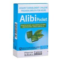 Pierre Fabre Oral Care Alibi Pocket 12 Pastilles à Sassenage