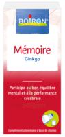 Boiron Mémoire Ginkgo Extraits De Plantes Fl/60ml à Sassenage