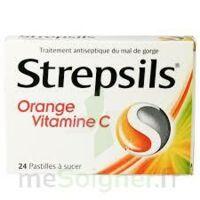 Strepsils Orange Vitamine C, Pastille à Sassenage