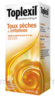 Toplexil 0,33 Mg/ml, Sirop 150ml à Sassenage