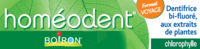 Boiron Homéodent Soin Complet Dents Et Gencives Pâte Dentifrice Chlorophylle Format Voyage T/25ml à Sassenage