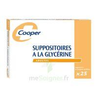 Suppositoires A La Glycerine Cooper Suppos En Récipient Multidose Adulte Sach/25 à Sassenage