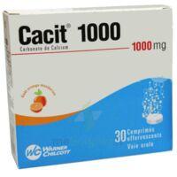 Cacit 1000 Mg, Comprimé Effervescent à Sassenage