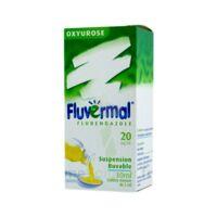 Fluvermal 2 % Susp Buv Fl/30ml à Sassenage