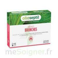 Olioseptil Bronches 15 Gélules à Sassenage