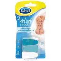 Scholl Velvet Smooth Ongles Sublimes Kit De Remplacement à Sassenage
