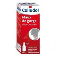 Colludol Solution Pour Pulvérisation Buccale En Flacon Pressurisé Fl/30 Ml + Embout Buccal à Sassenage