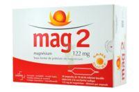 Mag 2 122 Mg S Buv En Ampoule Sans Sucre édulcoré à La Saccharine Sodique 30amp/10ml à Sassenage