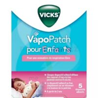 Vicks Vapopatch Enfants à Sassenage
