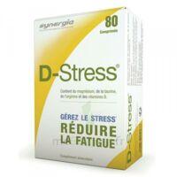 D-stress, Boite De 80 à Sassenage