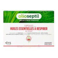 Olioseptil - Capsules Huiles Essentielles à Respirer - Nez Dégagé à Sassenage