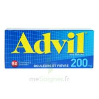 Advil 200 Mg Comprimés Enrobés Plq/3x10 (30) à Sassenage