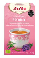 Yogi Tea Equilibre Feminin à Sassenage